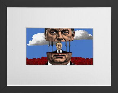 SZARVAS, 'Orban Putyin', 2017