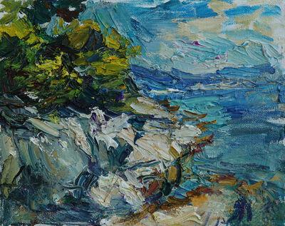 Ulrich Gleiter, 'Small Seascape', 2017