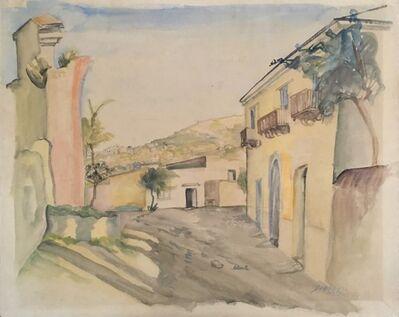 Leopold Survage, 'Ischia', 1947
