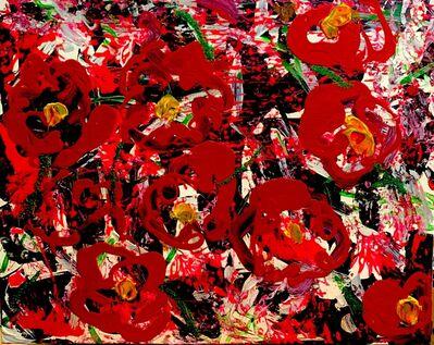 Wulf Treu, 'Whatever - Flower', 2018