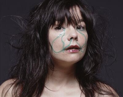Inez & Vinoodh, 'Björk (Poisson-Nageur)', 2000