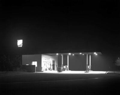 Toshio Shibata, 'Moriya Service Area, Jyoban Expressway', 1986