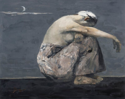 Cen Long, 'Night', 2018
