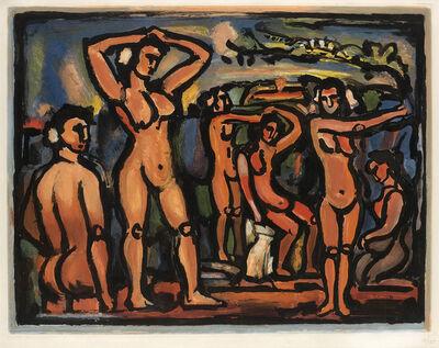 Georges Rouault, 'Automne', 1938