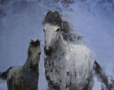 Rebecca Kinkead, 'Mare & Foal', 2018