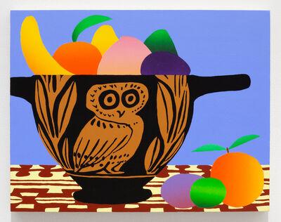 Karen Lederer, 'Owl', 2019