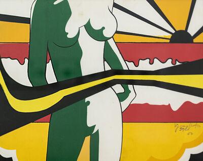 """Regina Vater, 'Da série """"Tropicália""""', 1968"""