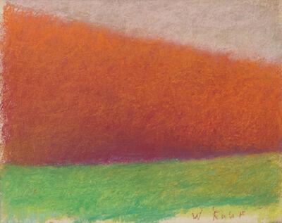 Wolf Kahn, 'Tree Wedge', 1994