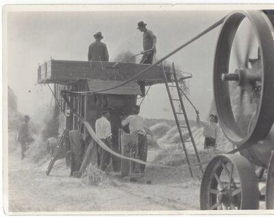 Jenő Dulovits, 'Harvest', ca. 1935