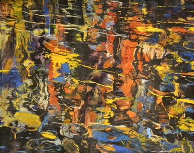 David Alexander, 'Dark Water with Yellow Medals'