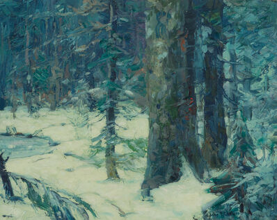 John F. Carlson, 'Forest Idyll', 19th/20th century