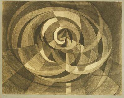 Emilio Pettoruti, 'Armonía - Movimiento - Spacio', 1914
