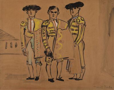 Francis Picabia, 'Les toréadors', 1922-1924