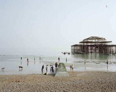 Simon Roberts, 'Brighton West Pier', 2011
