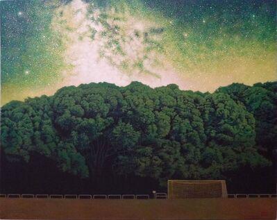 Yasushi Ikejiri, 'Nighttime Park', 2013