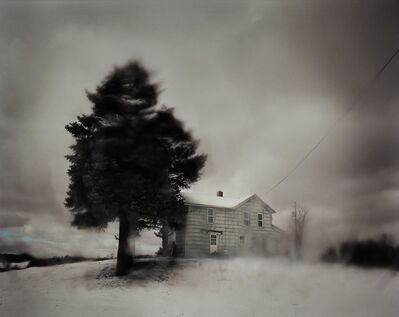 "Todd Hido, 'from the series ""Exerpts from Silver Meadows""', 2012"