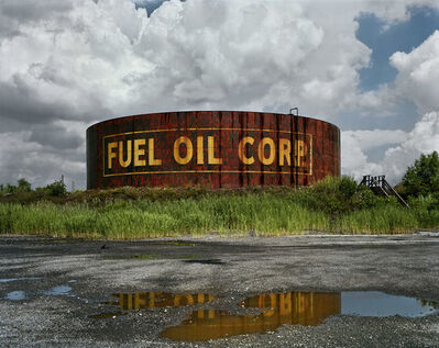 Andrew Moore, 'Fuel Oil, River Rouge, MI', 2008