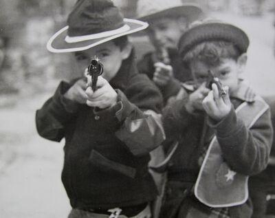 John Albok, 'Gotcha!', 1934