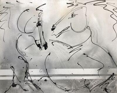 Donna Bernstein, 'Silver Partners', 2016