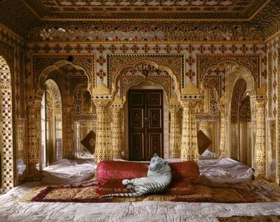Karen Knorr, 'The Peacemaker, Chandra Mahal, Jaipur Palace', 2010
