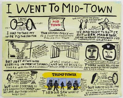 Jim Torok, 'I Went to Midtown', 2016