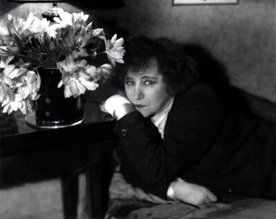 André Kertész, 'Colette, Paris', 1930