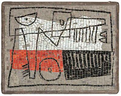 Gonzalo Fonseca, 'Mosaic', 1958