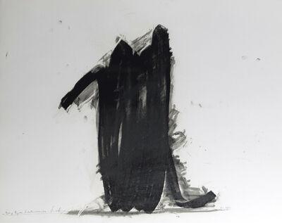 Bernar Venet, 'Ligne Indeterminee II', 1987