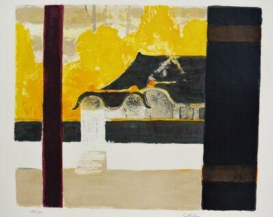 Bernard Cathelin, 'Pagode a Nikko', 1969