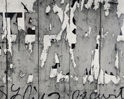 Aaron Siskind, 'Chicago 218 A', 1954