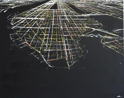 Pete Kasprzak, 'Manhattan Aerial', 2017