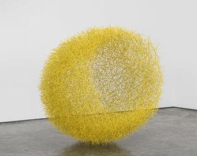 Ricardo Cardenas, 'Yellow Nest', 2018