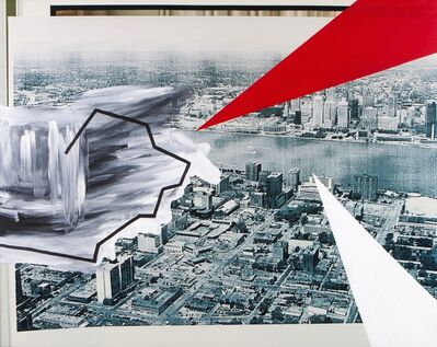 "Pedro Barateiro, '""Seeing from Above III"", 2006'"