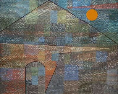 Paul Klee, 'Ad Parnassum', 1932