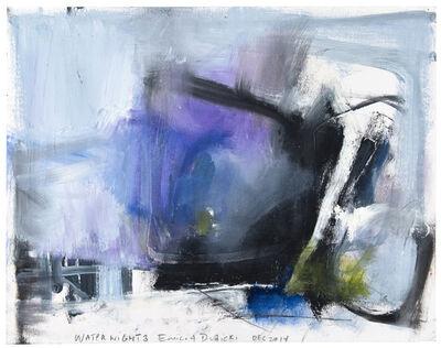 Emilia Dubicki, 'Water Nights 3', 2014