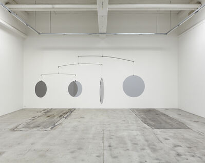 Jeppe Hein, 'Two-way mirror mobile', 2011