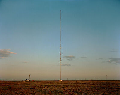 Steve Fitch, 'Tower on the Great Plains Between Trujillo and Las Vegas', 2006