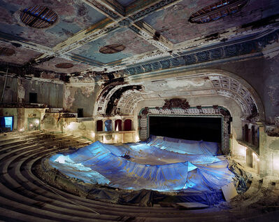 Yves Marchand & Romain Meffre, 'Metropolitan Opera House, Philadelphia, USA', 2012
