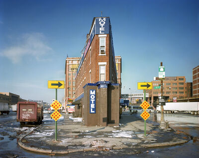 Brian Rose, 'Tenth and Eleventh Avenues, 1985', 1985