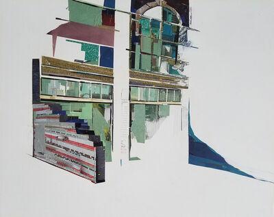 Margaret Noel, 'Façade III', 2017