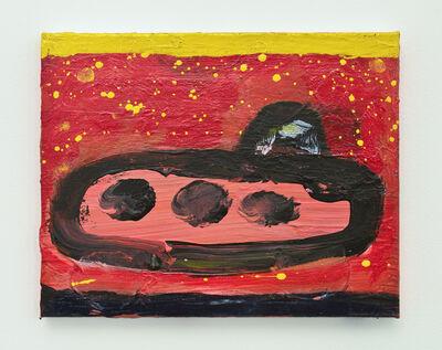 Katherine Bradford, 'Low Flying Spaceship', 2015
