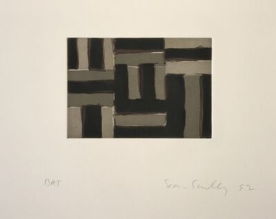 Sean Scully, 'Heart of Darkness 6', 1992