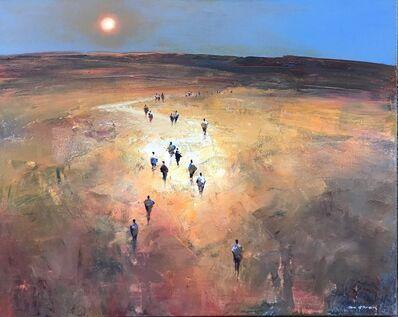 Mel Brigg, 'Desert Crossing', 2017