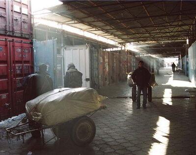 Gulnara Kasmalieva & Muratbek Djumaliev, 'End of the Market Day', 2006