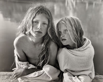 Jock Sturges, 'Brooke and Wendy, Northern California', 1985