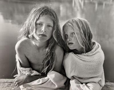 Jock Sturges, 'Brooke and Wendy, Northern California', 1985