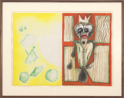 Francesco Clemente, 'Untitled (Jamaican Suite)', 1990