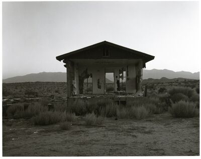 Mark Ruwedel, 'Dusk #21 (Antelope Valley #230)', 2008