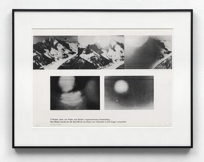 Gerhard Richter, 'Umwandlung', 1968