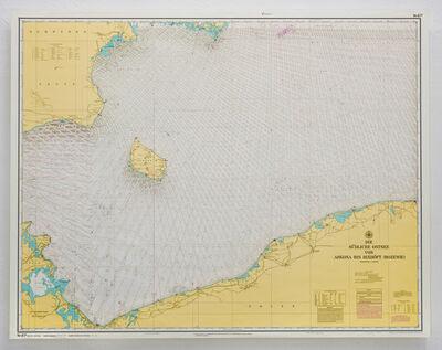 Anett Frontzek, 'die südliche ostsee von arkona bis rixhöft, 61d', 2014